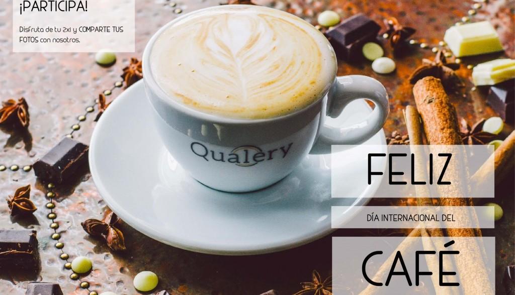 Celebramos el día internacional del café con un súper 2x1 y concurso de fotos cafeteras!