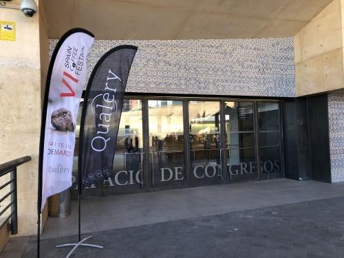 Qualery participará en el Spain Coffee Fest, que se celebra en Toledo.